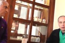 Rozhovor s Dr. Michaelem Sallou po Exopolitické konferenci 2012 v Praze – české titulky – 15:06 min.