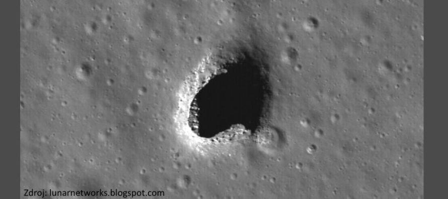 Vědci říkají: prohledejme Měsíc kvůli starověkým stopám mimozemšťanů