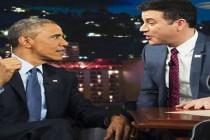 Obama připouští, že mimozemšťané kontrolují USA: dělal si legraci?