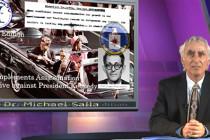 Exo-zprávy: «CIA se podílela na vraždě Kennedyho» – české titulky – 4:42 min.