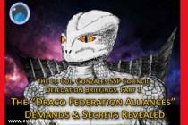 Informátor Gonzales – ALIANCE DRAKONIÁNSKÉ FEDERACE – 1. část