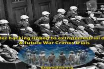 Hackerský čin v USA a budoucí soudy válečných zločinů