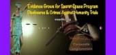 NARŮSTÁ POČET DŮKAZŮ dosvědčujících odhalení tajného vesmírného programu