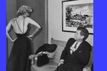 Prezident Kennedy, Marilyn Monroe a spojitost s UFO