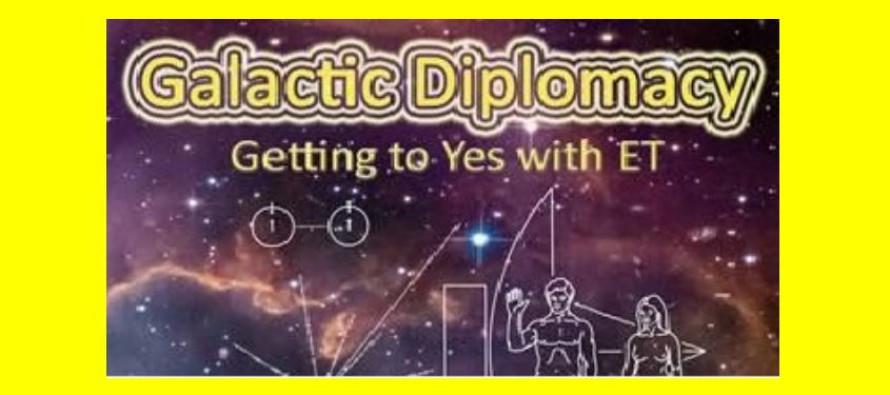 """Sallova kniha ,,Galaktická diplomacie"""": kdo zastupuje lidstvo a Zemi při jednání s mimozemskými civilizacemi"""