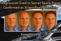 Regrese věku používaná v tajných vesmírných programech potvrzena jako vědecky realizovatelná