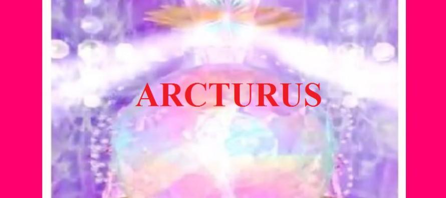 ARCTURUS – poselství z hvězdných bran
