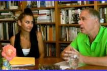 Diskusní speciál: Júlia Sellers, mimotělní zážitky a mimozemské kontakty – 52:54 min.