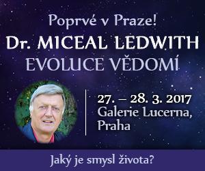 banner Miceal Ledwith -  Evoluce vědomí