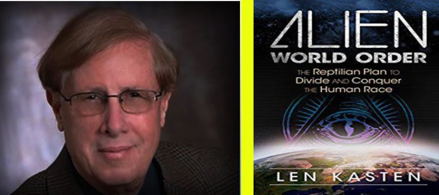 Len Kasten – Plán Reptiliánů rozdělit a dobýt lidskou rasu