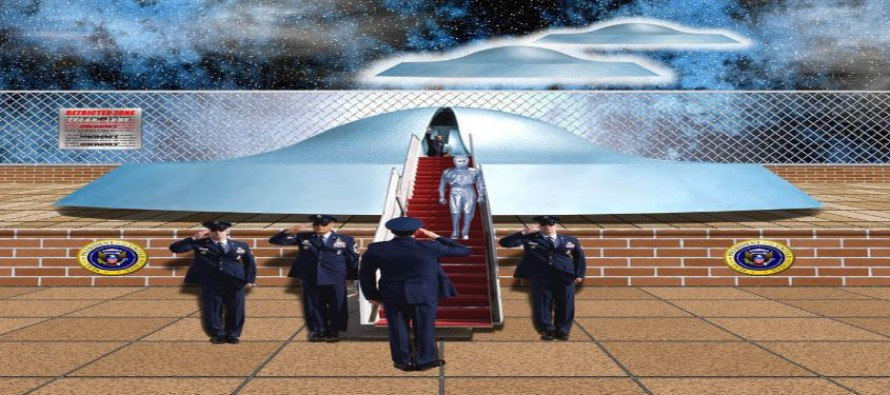 Mezinárodní protokol pro vědce; OSN a mimozemšťané; M. W. Cooper; přiznání pracovníka NASA
