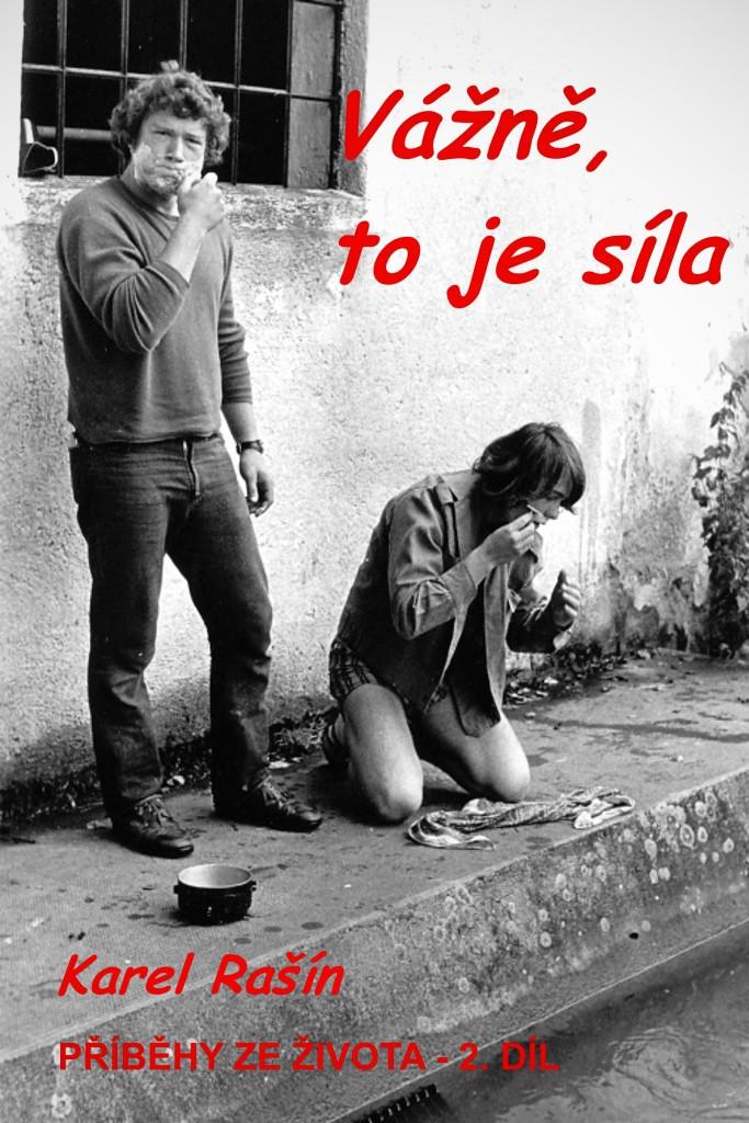 vazne_to_je_sila_cover