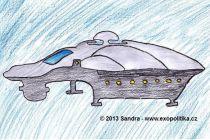 ALLAN DRAKE – zážitky a informace kontaktéra s UFO