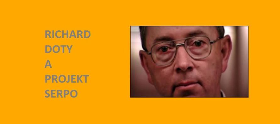 """RICHARD DOTY A PROJEKT SERPO:  """"veřejná aklimatizace"""", nebo program na klamání veřejnosti?"""