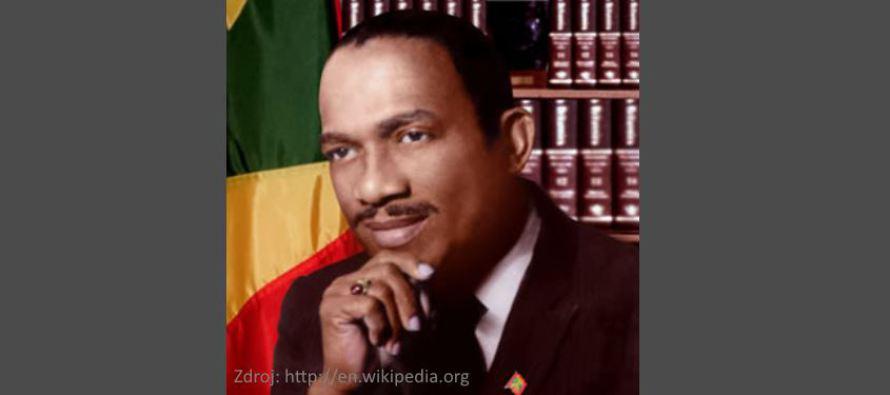Projev Sira Erica M. Gairyho, ministerského předsedy a ministra zahraničí státu Grenada