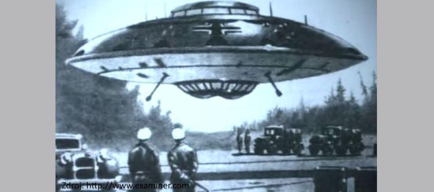 Odehrál se v roce 1947 námořní souboj s letkou UFO, jež chránila nacistickou Antarktidu?