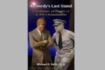 "Kniha Michaela Sally: ""Kennedy's Last Stand"""
