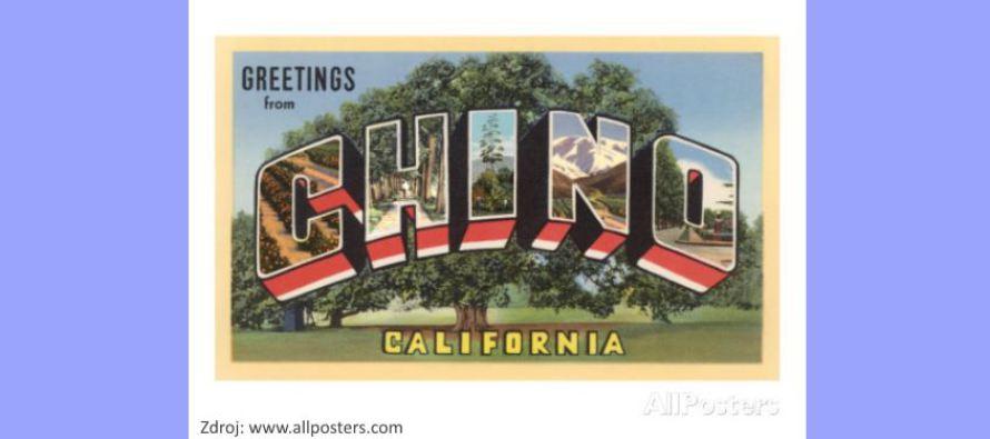 Kalifornie – mimozemšťané s opičími ústy