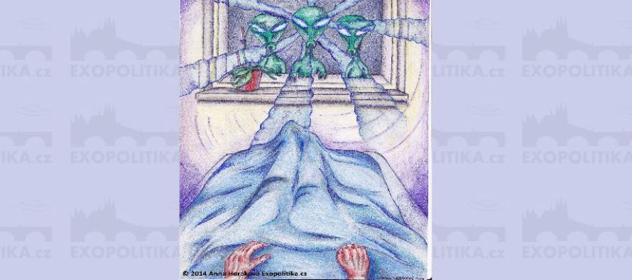"""Student Petr: """"Noční děsy"""" – kniha «Realita únosů»"""