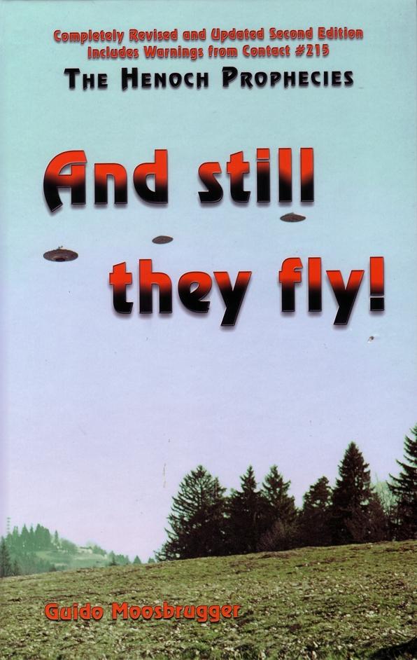 """Anglická kniha """"A přece létají"""""""