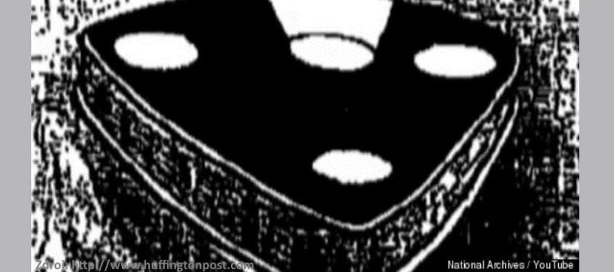 Spisy UFO uvolněné Británií odhalují touhu po vyzbrojování mimozemskou technologií