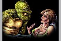 Reptiliáni v Montauku