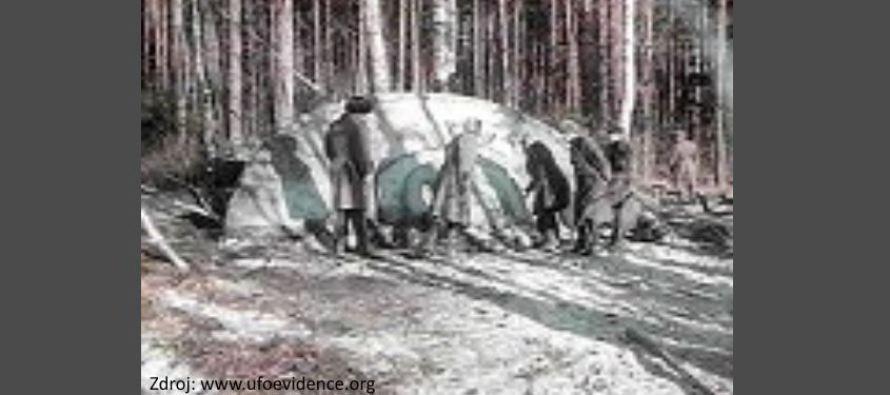 Kolikrát na Zemi havarovalo UFO?