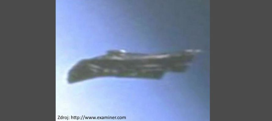 NASA přistižena při mazání fotografií UFO