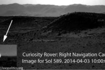 Podivná světla na Marsu, důkaz podzemní základny?