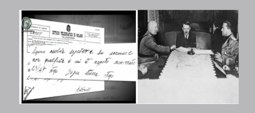 Italské fašistické spisy o UFO
