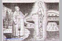 Papež Jan XXIII zažil 1961 setkání s mimozemšťanem