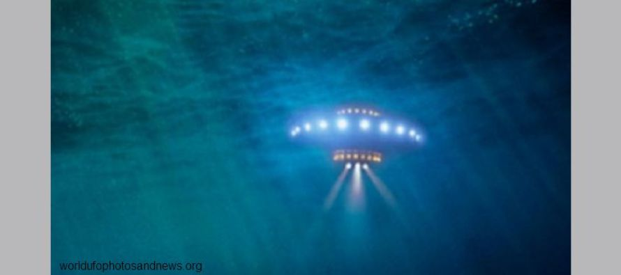 USO – Neidentifikované podmořské objekty