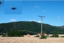 Fotografie UFO a další zážitek – ZVÍROTICE