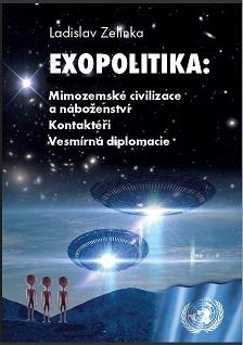 Nová kniha Ing. Ladislava Zelinky, člena České exopolitiky