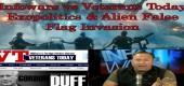 Infowars vs. Veterans Today; Exopolitika a mimozemská invaze pod falešnou vlajkou