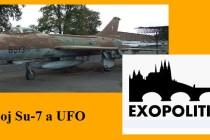 Český pilot vypovídá o svém pozorování UFO