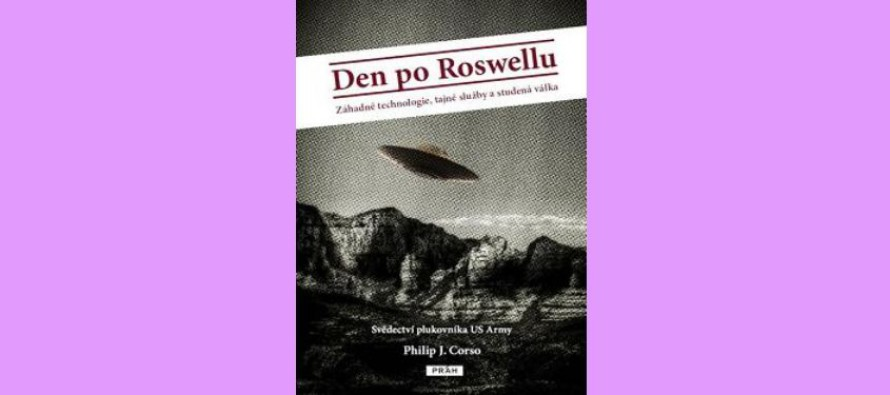 Recenze knihy «Den po Roswellu»
