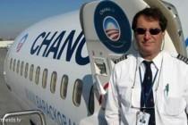 Pilot, který létal pro kandidáta Obamu hovoří o svém pozorování UFO