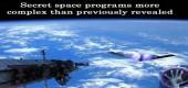 Informátor Corey: tajné kosmické programy jsou ještě složitější