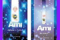 Recenze knih «AMI chlapec z hvězd» a «AMI se vrací»