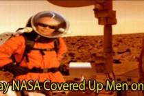 Den, kdy NASA ututlala muže na Marsu