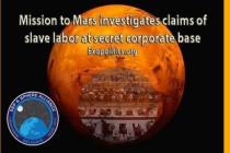 Základna na Marsu – sociální experiment, anebo spíše otroctví