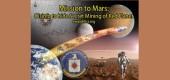 Mise na Mars: dezinformace ke skrytí tajného důlního průmyslu na rudé planetě