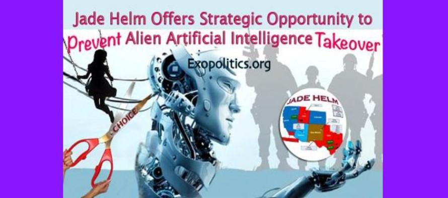 Jade Helm a příležitost zabránit převzetí mimozemskou umělou inteligencí