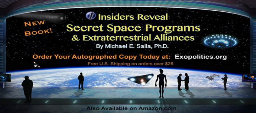 """Nová kniha dr. Sally: """"Odhalení zasvěcenců – Tajné vesmírné programy a mimozemské aliance"""""""