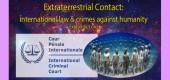 Mimozemský kontakt: mezinárodní právo a zločiny proti lidskosti