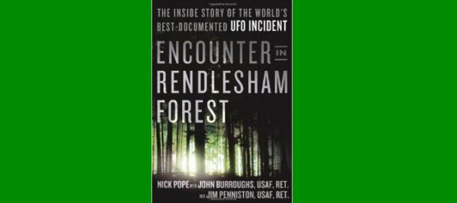 Šokující zpráva o  Rendleshamském lese