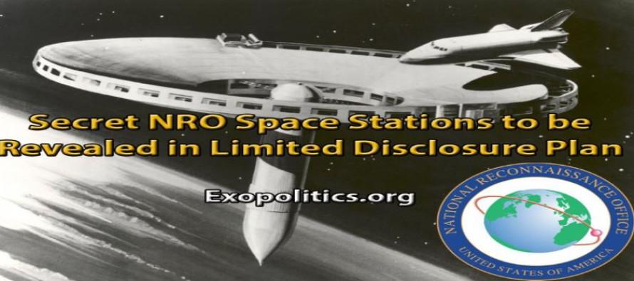 V okleštěné verzi plánu na Odhalení bude zveřejněna existence tajných vesmírných stanic NRO