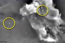 Mimozemská účast na současných leteckých útocích v Sýrii?