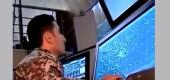 UFO v Sýrii – bombardér na chvíli zcela zmizel z radaru
